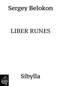 Liber Runes Sergey Belokon
